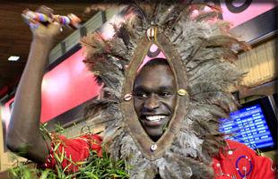 Десятка легкоатлетических событий-2010
