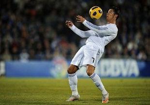 Роналду переигрывает Вильярреал
