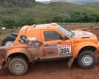 Экипаж Sixt Ukraine финишировал 19-м на 10 этапе Дакар-2011