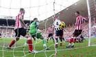 Ньюкасл упускает победу в матче против Сандерленда