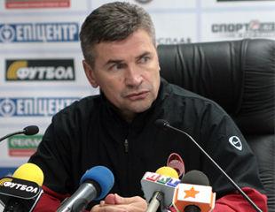 Анатолий ЧАНЦЕВ: «Мы просматриваем игроков»