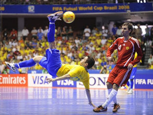 Россия – Бразилия – 3:1