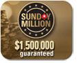 Необыкновенный Sunday Million + ВИДЕО