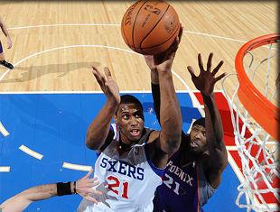 НБА: матчи понедельника