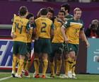 Кубок Азии. Австралия поиздевалась над Узбекистаном