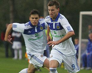 Динамо упускает победу в матче с Маккаби