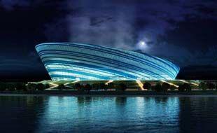 Стадион Зенита второй по дороговизне в мире