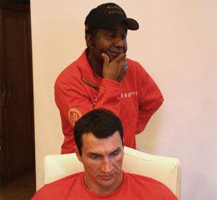СТЮАРД: «Все хотят увидеть бой Кличко против Хэя»