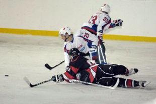Донецкие хоккеисты непобедимы