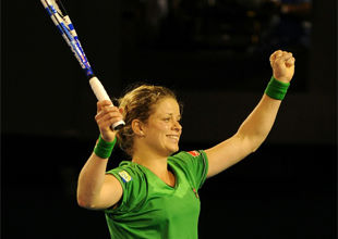Ким Клийстерс - победительница Australian Open-2011!