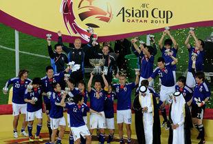 Япония - сильнейшая команда Азии!