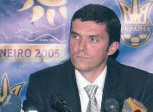 Сегодня день рождения отмечает Сергей Харченко