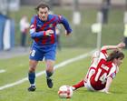 Ролан ГУСЕВ: «Украинские стадионы лучше российских»