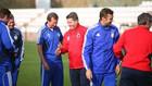 Динамо в Испании: Никович и Гильерме уже тренируются