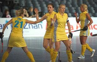 Сборная Украины завоевала «бронзу»