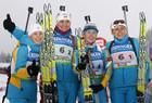 Женская сборная Украины по биатлону готова к чемпионату мира