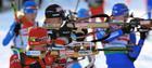 Биатлон. Чемпионат Европы. Женская индивидуальная гонка
