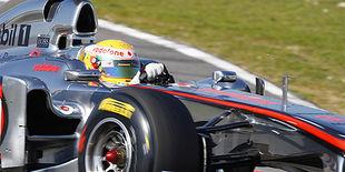 Отмена ГП Бахрейна – на руку McLaren