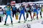 Состав сборной Украины на ЧМ по биатлону в Ханты-Мансийске