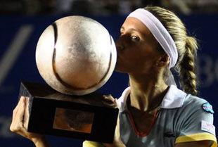WTA Акапулько. Дулко выиграла свой четвертый титул