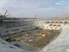 На стадионе во Вроцлаве завершается очередной этап