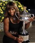 Серена Вильямс в пятый раз побеждает на Australian Open