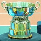 Серебряную чашу Кубка Федераций по Украине везли в багажнике