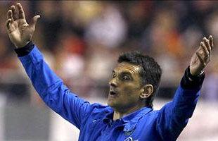 Главный тренер Вальядолида отправлен в отставку