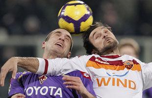 Милан теряет очки и пропускает впереди себя Рому