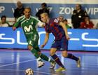 Барселона выигрывает футзальное Эль Классико