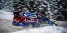 Ралли Швеции: Хирвонен вышел в лидеры, Кими улетел в снег