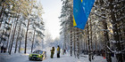 Ралли Швеции: Хирвонен удвоил свое лидерство