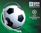Анонс трансляций матчей Лиги чемпионов на Радио Эра-FM