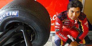 Официальные тесты Lotus F1 начнет Фози