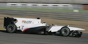 Sauber спешит найти титульного спонсора