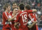 Бавария захватывает единоличное лидерство +ВИДЕО