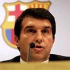 Лапорте интересно следить за борьбой Реала и Барсы