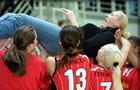Вища жіноча ліга: підсумки першого етапу