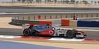 У McLaren возникли проблемы с резиной