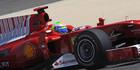 Ferrari готовилась к квалификации и гонке