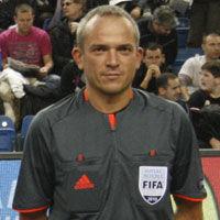 Олег Иванов будет работать на финале Кубка УЕФА