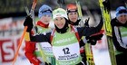 Симона Хаусвальд - победитель спринта в Холменколлене