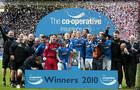 Рейнджерс одерживает драматичную победу в финале Кубка Лиги