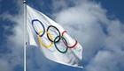 В Сочи подняли олимпийский флаг
