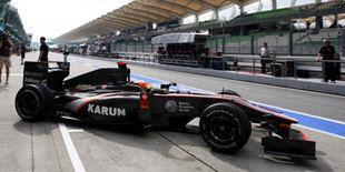 Уиллис разочарован работой Dallara и машиной HRT