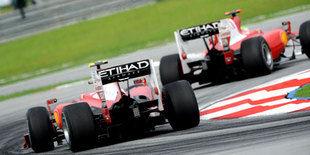 Ferrari подготовит «шноркель» как можно раньше