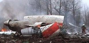 В России разбился самолет с президентом Польши