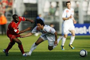 Тулуза и Ланс громят соперников, Бордо проигрывает