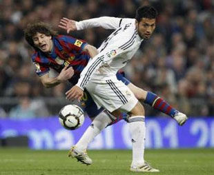 Реал – Барселона – 0:2: Самое спокойное Эль Класико