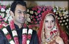 Спортивная свадьба примирила страны